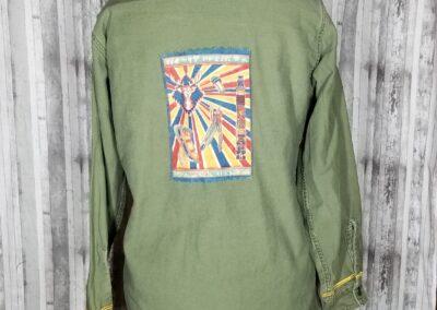 Jacket #010 (Back)