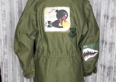 Jacket #023 (Back)