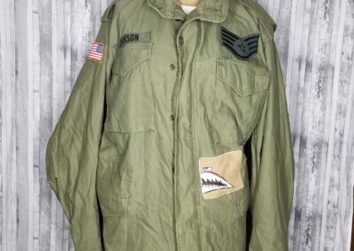 Jacket #028 (Front)